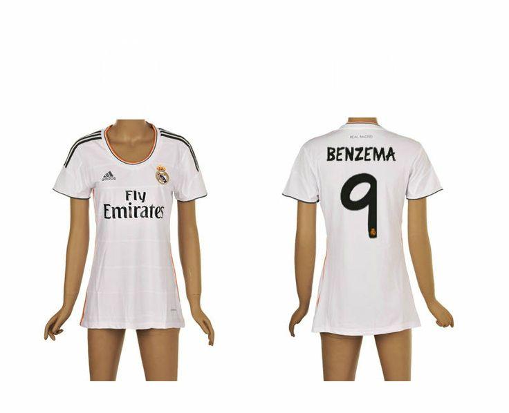 Maillot real madrid femme (9 benzema) domicile adidas collection pas cher -livraison gratuite est disponible pour maillot real madrid femme (9 benzema) domicile adidas collection et se préparer pour la coupe du monde de football 2014 . - http://www.21cgw.com/20132014-maillot-real-madrid-femme-9-benzema-domicile-adidas-collection-pas-cher-21cgwcom-p-1437.html