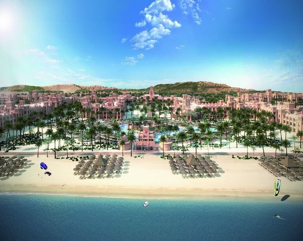 My holiday resort for this year! OMG :D the 'riu touareg' Cape Verde
