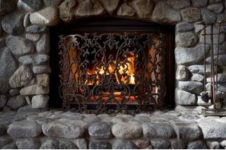 How to Use Vinegar to Clean Rock Fireplaces (7 Steps)   eHow