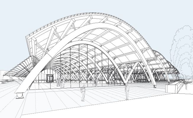 Bodegas Protos Winery Architects Drawings Google Search