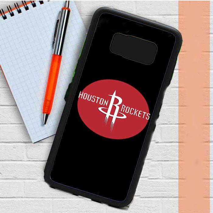 Houston Rockets Logo Samsung Galaxy S8 Plus Case Dewantary