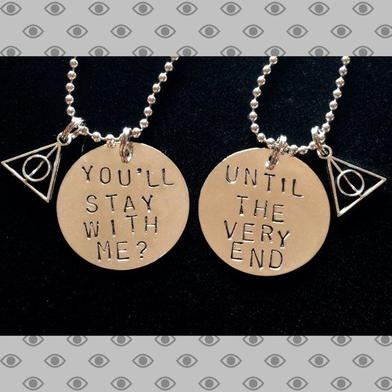 Harry Potter You'll stay with me/Until the very by TheCrownJulies
