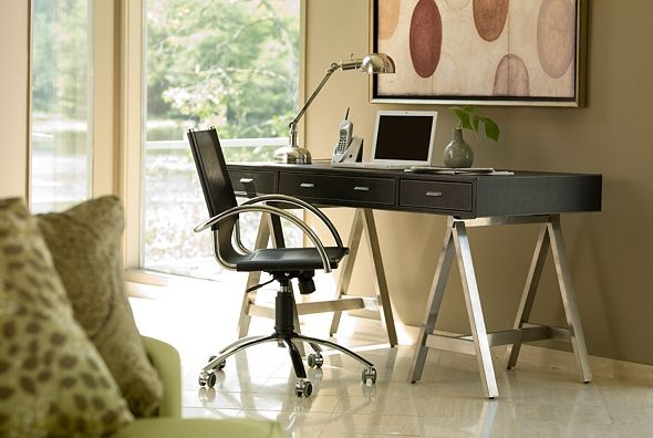 Ethan Allen Modern Home Offices And Home Office On Pinterest