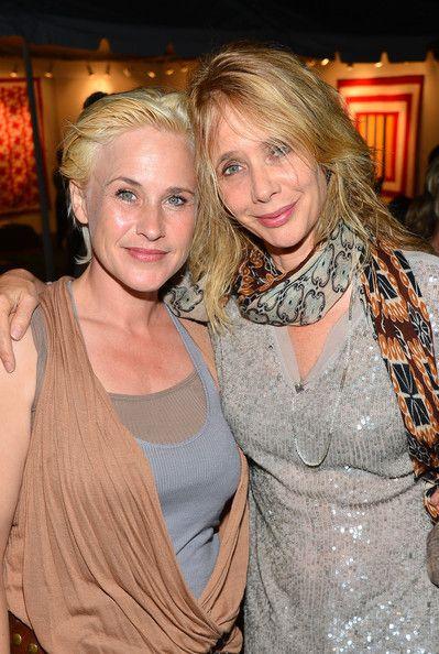 Rosanna & her sister Patricia Arquette