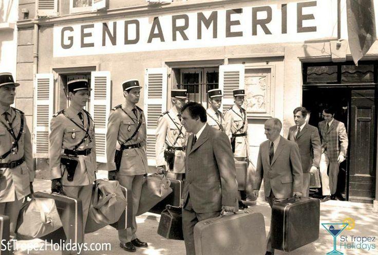 Le Gendarme de Saint-Tropez a 50 ans!
