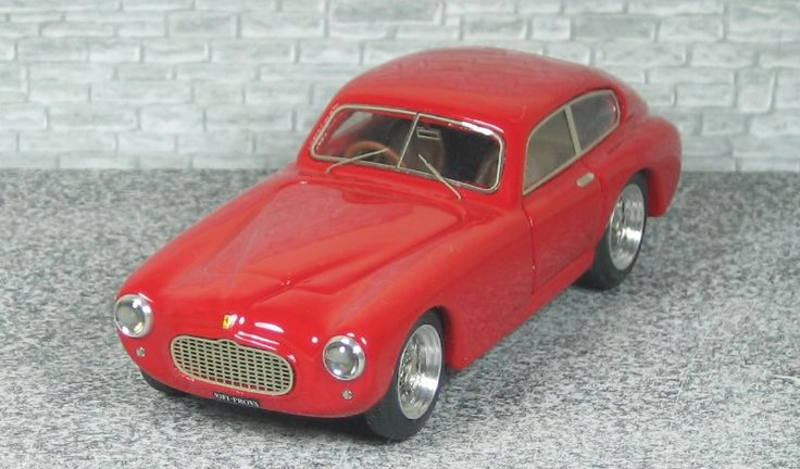 Ferrari 212 Export Berlinetta Motto 1951 - Alfa Model 43