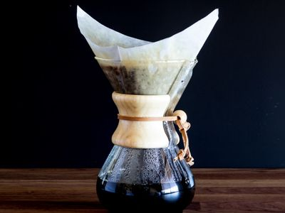 Chemex Brew Guide | Learn how to make the perfect coffee using #chemex! Step by step guide #coffee #brewing