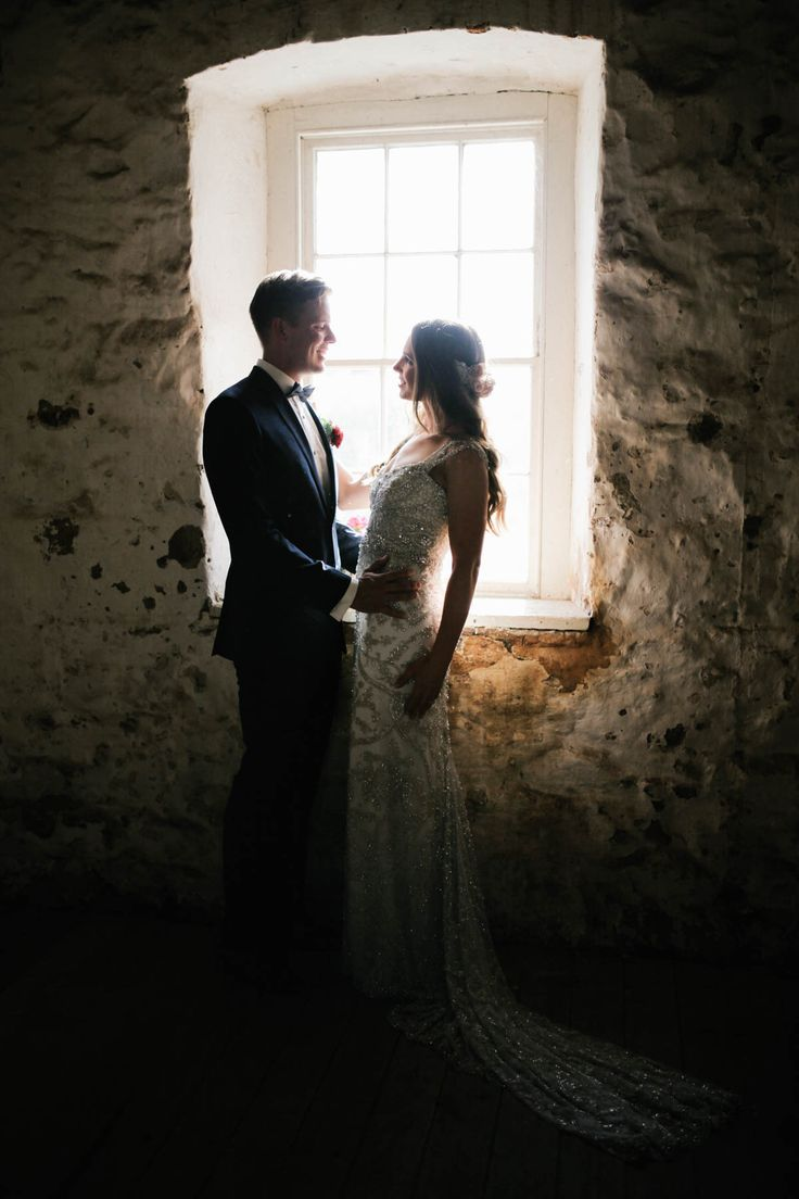 This couple's wedding at Anderson's mill is the definition of rustic elegance | Image by Brown Paper Parcel