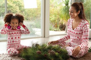 Knickers of Glen Ellyn: Mommy & Me Matching Pajamas