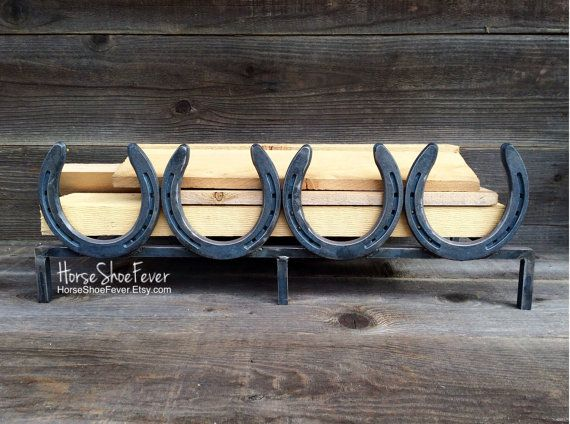 Horseshoe Fireplace Grate. 1/2 Sq Rod. Fireplace Decorations, Welded Horseshoe Art, Horses, Equine, Rustic Modern, Rustic Home Decor, Etsy Shop - HorseShoeFever. Western Decor, Country Decor, Cabin, Ranch, Lodge, Farm, cowboy, cowgirl, gifts, southern, interior design, accents. Handmade Decor. Horseshoes.