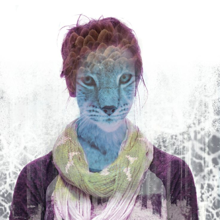 """""""Menagerie"""" - Emma Wadley #GraphicDesign  (Menagerie: a collection of wild animals kept in captivity for exhibition.)"""