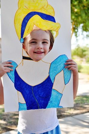 cute Cinderella party, TONS of photos and easy to implement ideas!