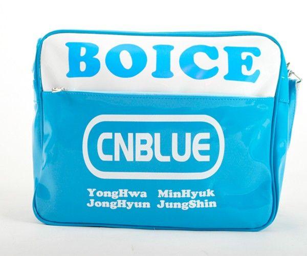 Kpop  CNBLUE  fashion  single  shoulder  backpack