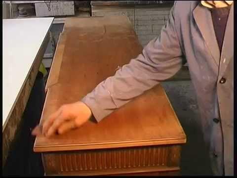 17 mejores ideas sobre muebles cl sicos en pinterest - Pintar sobre barniz ...