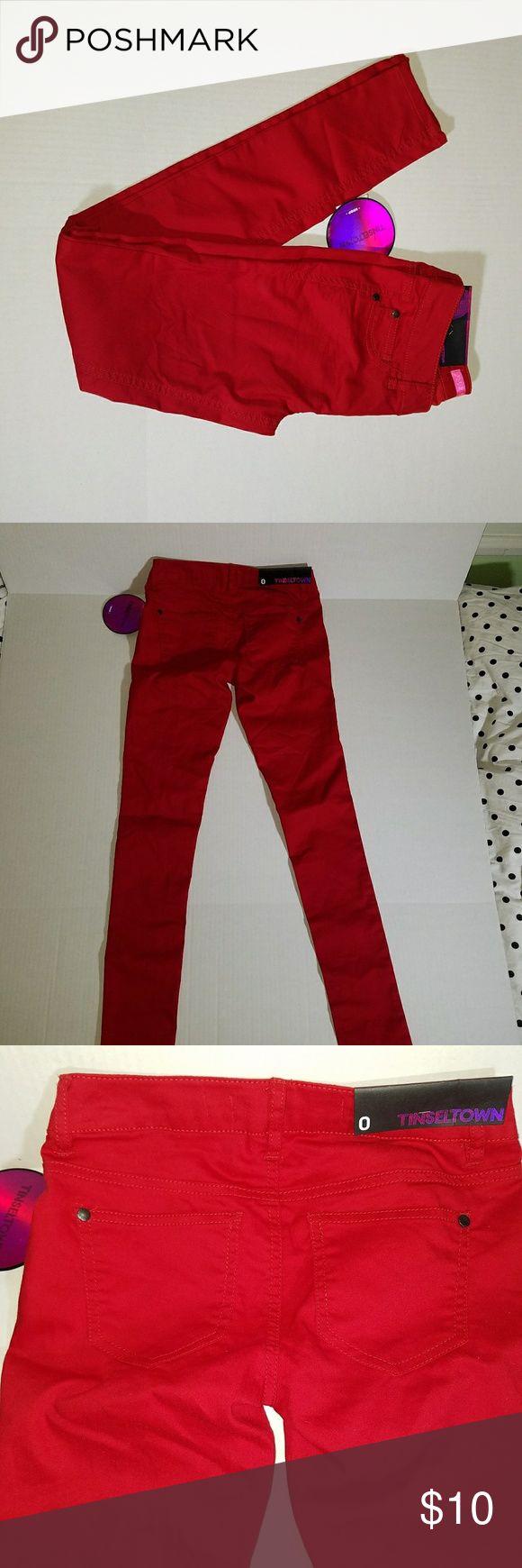 Tinseltown Skinnies Size 0 Tinseltown Skinnies Size 0 Tinseltown Pants Skinny