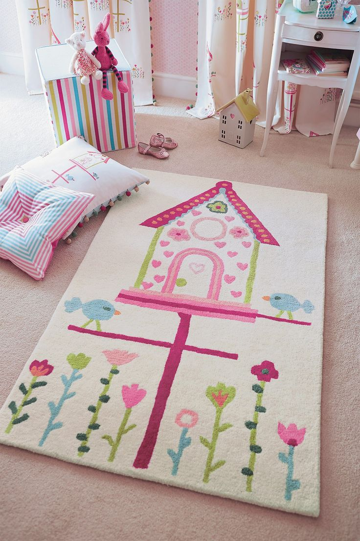 65 best meisjeskamer roze pink girl s room images on 12847 | adbee069f11058a13fef761425287c1b kids room rugs modern rugs