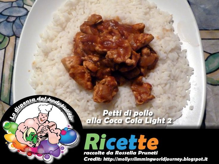 Petti di pollo alla Coca Cola LIght  2