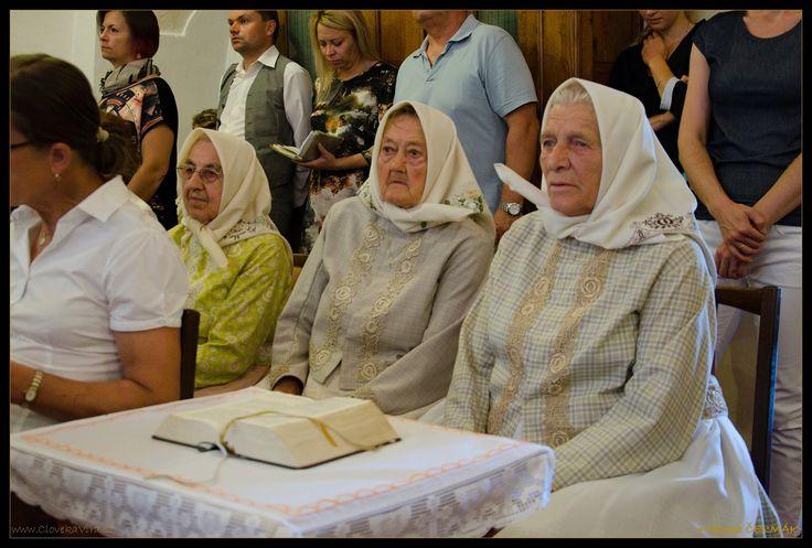 Víra jako tradice.  Dolní Bojanovice 3.8.2014, (c) Honza Čermák