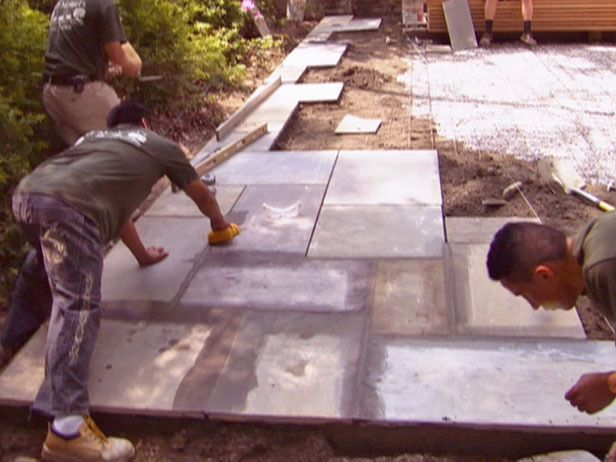 Good stuff to know before you build your own patio!