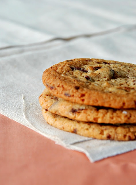 the best chocolate chip cookie | Food - Cookies | Pinterest