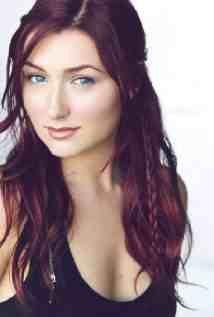 Anastasia Baranova from Syfy series Z Nation