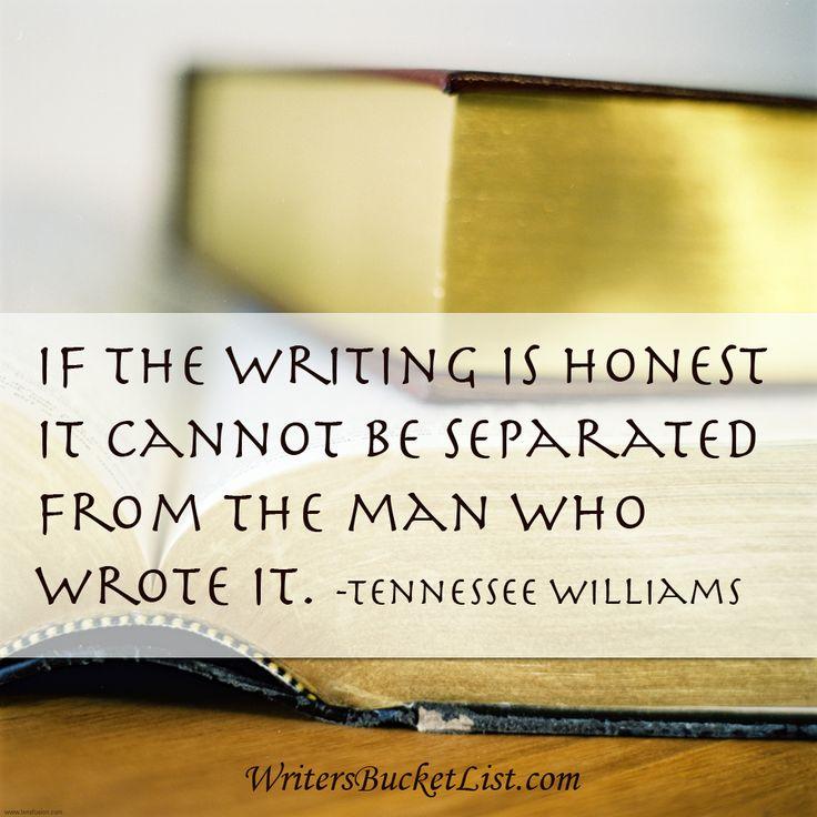 Tennessee williams essay
