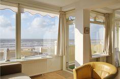 Gemütliche Ferienwohnung mit Panoramablick direkt auf die Nordsee