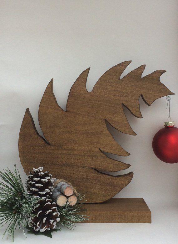 christmas tree ornament hanger christmas ornament holder christmas ornament display stand wood hanger - Wooden Christmas Tree Ornaments