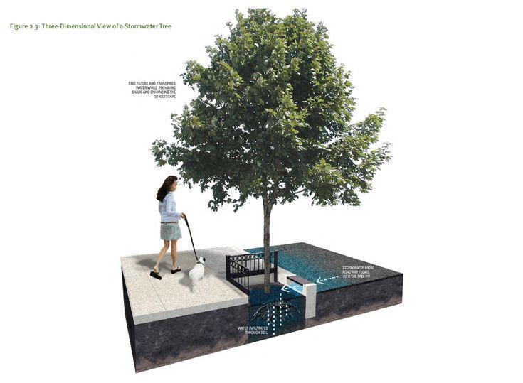 47 Best Green Street Tree Design Images On Pinterest Green Street Landscape Architecture