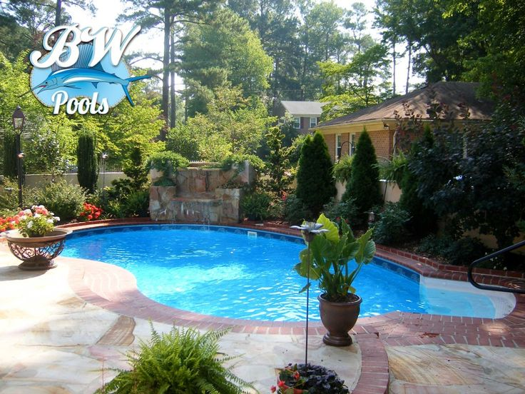 35 Best In Ground Pool Designs Images On Pinterest Pool