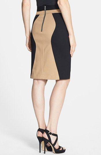 Rebecca Minkoff 'Della' Ponte Pencil Skirt | Nordstrom