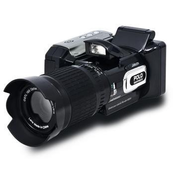Filmadora Digital Semi Profissional 16mp Protax Polo 9100t!! - R$ 599,99