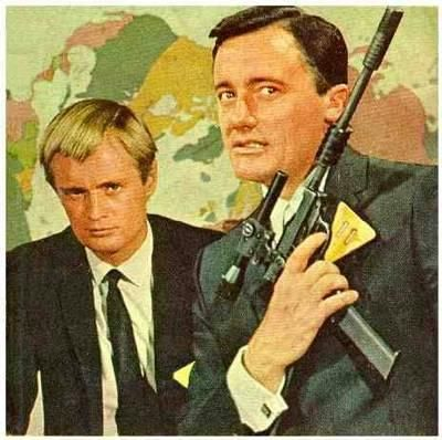 'The Man from U.N.C.L.E.' ran from 1964-1968 and is by far one of my favorite guilty pleasure television series. The show starred Robert Vaughn and David McCallum. It is a terrific relic of cold war thrillers and espionage. Image comes via: http://whatculture.com/film/is-michael-fassbender-the-man-from-u-n-c-l-e-for-steven-soderbergh.php