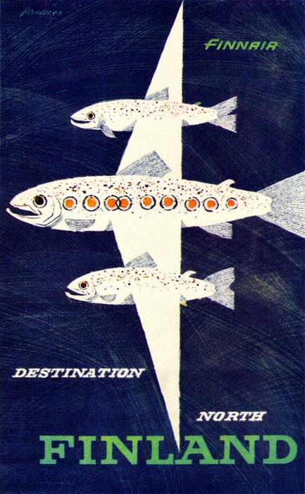 Finnair: Destination Finland(1961)