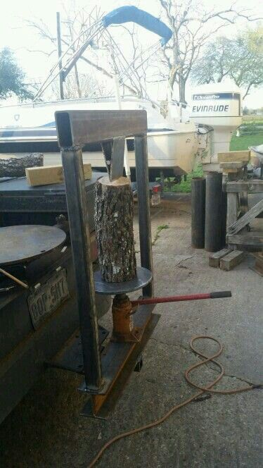 Wood splitter