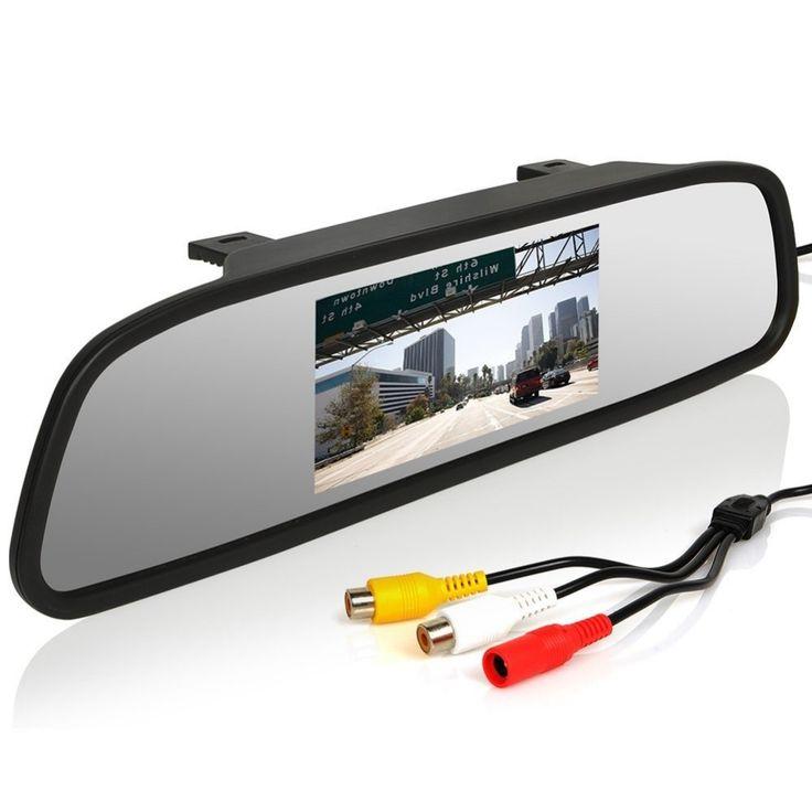 26.99$  Watch here - https://alitems.com/g/1e8d114494b01f4c715516525dc3e8/?i=5&ulp=https%3A%2F%2Fwww.aliexpress.com%2Fitem%2FFree-Shiping-4-3-Inch-Car-Rearview-Mirror-Monitor-for-DVD-VCR-Car-Reverse-Camera-DC12V%2F32534361470.html - Free Shipping 4.3 Inch Car Rearview Mirror Monitor for DVD/VCR/Car Reverse Camera(DC12V/PAL/NTSC/2 Ways Video Inputs)