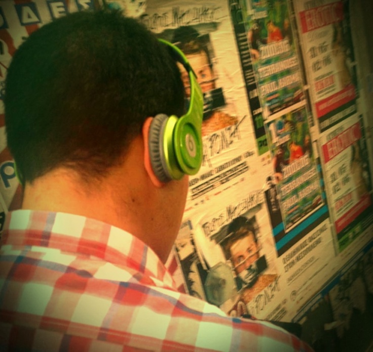 Beat(s) it... #Piraeus #urban #beatsaudio #headset