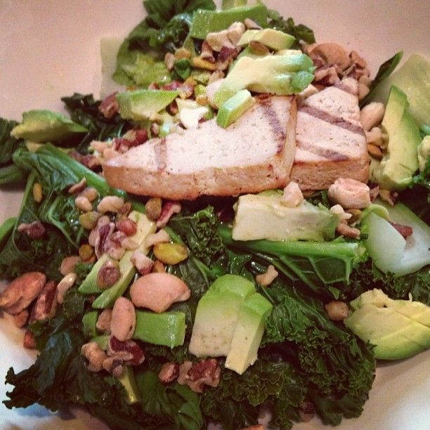 Come in and warm up with a nice big bowl of grounding greens!