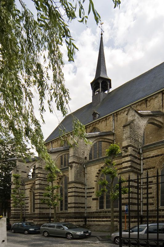 LEUVEN Onze-Lieve-Vrouw-ten-Predikherenkerk