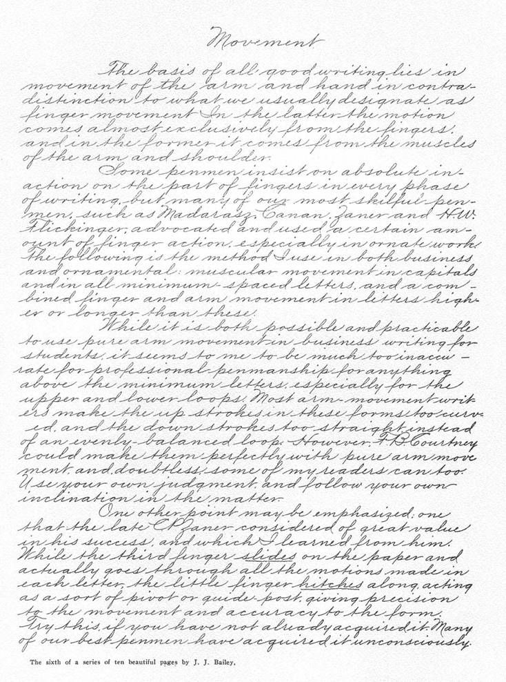 Style Spencerian Penmanship Lessons: 47 Best Images About American Calligraphy: Handwriting On