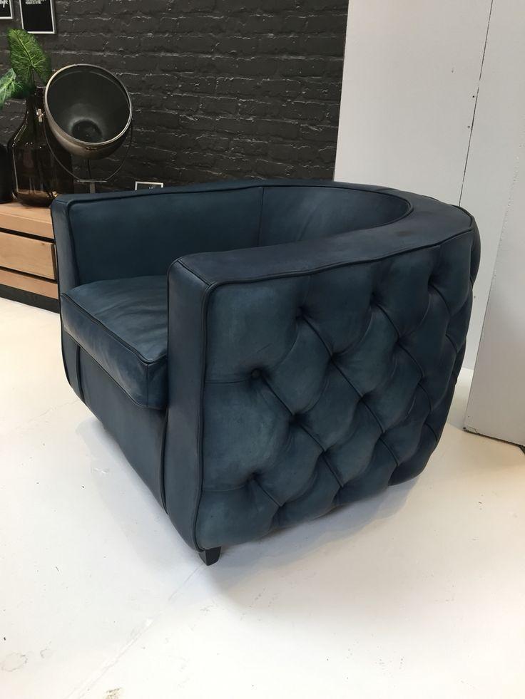 cocktail sessel vintage leder petrol mit perfekter. Black Bedroom Furniture Sets. Home Design Ideas