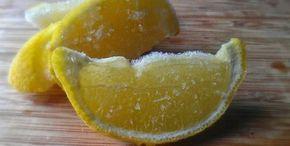 Ecco perché dobbiamo congelare sempre i limoni…. Non ne avevo idea! (VIDEO)