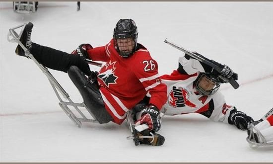 support all Paralympians and GO TEAM CANADA!!