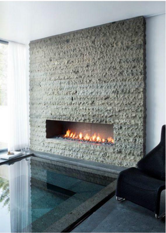 Jacuzzi & fireplace