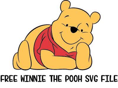 Free Winnie The Pooh Svg File Www My Designs4you Com