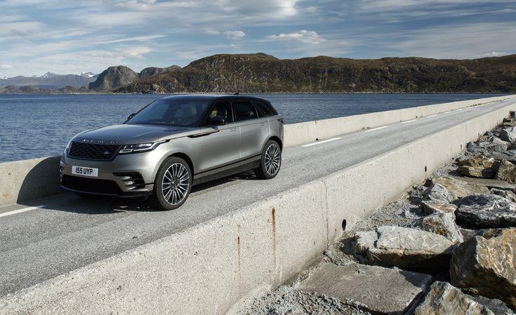 2018 Range Rover Velar Diesel Euro-spec Driven