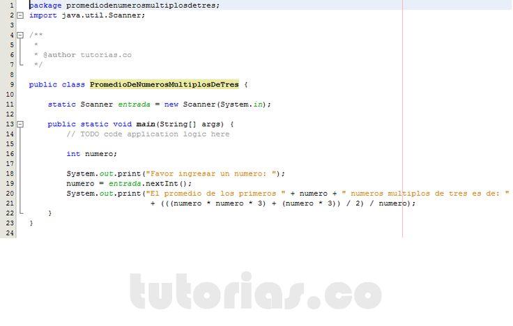 http://tutorias.co/operadores-java-promedio-de-numeros-multiplos-de-tres/
