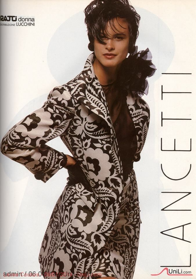 Lancetti Clothing | Pino Lancetti (alta moda) | UniLi - Unique Lifestyle