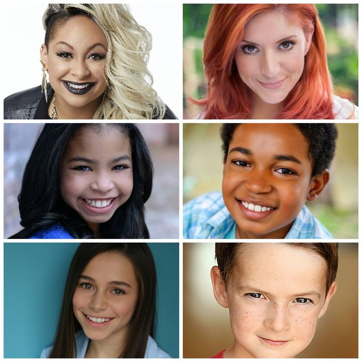 Meet the stars of the That's So Raven spin-off, Raven's Home: Raven-Symoné and Anneliese van der Pol return to reprise their roles as Raven and Chelsea, Issac Brown and Navia Robinson play Raven's twins Booker and Nia, Jason Maybaum plays Chelsea's son Levi, and Sky Katz plays Nia's friend, Tess!