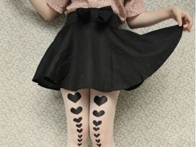 10 Terrific DIY Tights ... - Fashion [ more at http://fashion.allwomenstalk.com ] Rise above the common and plain this cold season by wearing DIY Tights. If your goal is to be both stylish and unique, going for these <strong>DIY tights</strong> is highly recommended. Now don't worry if you're not the craftiest person in the neighborhood, these <strong>DIY tights</strong> are easy projects. And yes, they're super fun to do, too. Let's c... #Fashion #Drawings #Tattoo #Tutorial #Pantyhose…